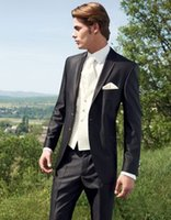 best men s dress pants - 2016 High Quality Wedding Dress The Groom Holds The Best Man For The Prom formal groom Suit For Man s Clothes jacket pants vest