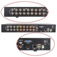 Wholesale CH H Economy CCTV DVR Network video Recorder Two way audio channel standalone dvr
