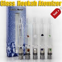 Cheap Pyrex Glass Hookah atomizer Best Glass Hookah atomizer