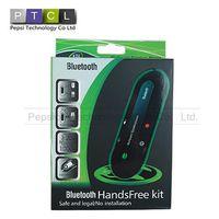 Wholesale Remote Controled Bluetooth Car Kits Sun Visor Hands Free Car Kits Multi Point Speakerphone High Quality Hot Sale MT0027