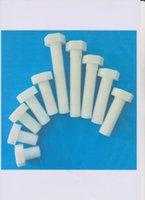 Wholesale Anti acid corrosion resistance material PP six hexagon head screws M16 set
