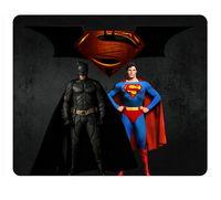 batman mousepad - Superman and Batman Rectangle Mousepad Gaming Mouse Pad Mouse Mat