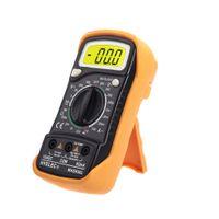 Wholesale Digital Multimeter DC Current Resistance AC DC Volotage Tester w Backlight Portable Multimetro Meter HYELEC MAS830L