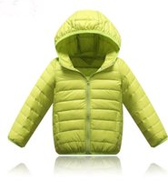 Wholesale Hot sale Girls Winter Coat Warm Parka Children Clothing boys Clothes Winter Down jacket Sweatshirts