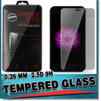 Wholesale Note mm Tempered Glass Screen For iphone Protector Explosion Proof Film Guard Treated Glass Retail Package DHL Free