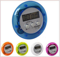 Wholesale Hot sale Mini Digital LCD Kitchen Count Down Clip Timer Alarm novelty digital kitchen timer