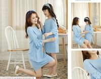 New 2015 family clothing Cute Baby Girls Dress Cotton linen petals