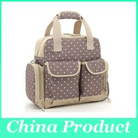 Feed Bag - Mummy Bags Oxford Messenger Baby Diaper Bags Feeding Bottles Nappy Changing Bibs Stroller Storage Bag Gear Stuff Accessories Pouch
