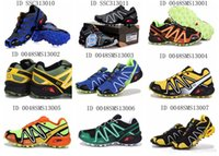 fast shipping shoes - 2015 Fast Shipping NEW Men Women shoes Zapatillas Running Shoes SpeedCross Size36 Athletic Shoes