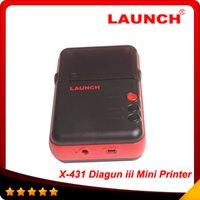 Code Reader audi factories - 2015 Top Rated factory price original diagun iii printer Professional mini launch x431 diagun iii printer DHL