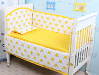 Wholesale Cotton Baby Bedding Set Bed Baby Kit Baby Bedding Set Kinds Different Patterns