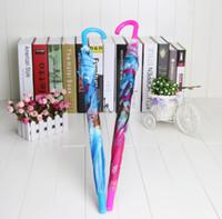 Wholesale 26 inch High Quality Umbrella Princess Elsa Anna Children Umbrella cm Series New Year Gifts