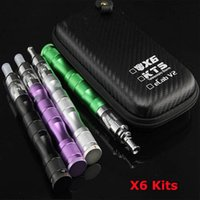 Cheap X6 kit Best X6 battery V2 Atomizer
