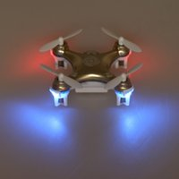 Wholesale Brand Cheerson CX A CX10a GHz CH RC Quadcopter mini Drone UFO with Headless Mode Quadrocopter RM2837