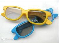 3d glasses - HOT Circular Polarized Passive D Glasses Cinema polarization system D stereo glasses passive theater D lens D cinema glasses