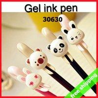 bear sayings - Pen Gel Ink Office Writing Student Prize Cartoon Bear Rabbit Stationery Stationery Gift Say Hi pc