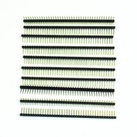 angle plug headers - IMC x Pin mm Pitch Single Row Right Angle PCB Pin Headers order lt no track