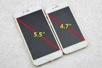 TNT Post GooPhone i6 4.7inch I6 androide más 5,5 pulgadas MTK6582 Quad Core 1GB RAM 8GB Rom Móvil 3G smartphone de Freeshipping