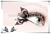Wholesale Hot sale New arrival of paper cut art false eyelashes false eyelashes stage photo creative eye makeup