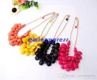 beaded earrings sale - 2015 New Jewelry Set Popular Beaded Drop Necklace Chain With Earring Jewelry Sets Multi Hot Sale Cheapest Price