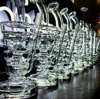 huile New Hitman verre Sundae pile verre truque conduites d'eau en verre épais et robuste avec 14.5mm joint mâle