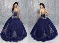 2015 personalizada Exquisito hizo nuevo diseño Quinceañera vestidos bordados longitud del piso sin tirantes de encaje sexy-up de nuevo vestidos de fiesta formales 118889