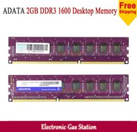 Wholesale ADATA GB GB GB DDR3 PC3 MHz Desktop Memory