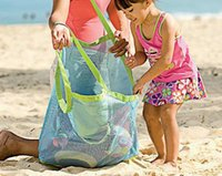Wholesale Sand away beach bag outdoor packs stuff sacks easy portable large capacity can folded in small size