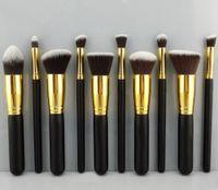 Wholesale New Professional Makeup Brush Set Eye Shadow Cosmetic Brushes Synthetic Hair Brush Set