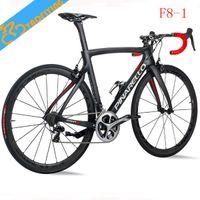 Wholesale 2015 newest F8 carbon bike frame windbroken carbon bicycle frame carbon frame for road bicycle good racing feeling carbon road bicyle frame