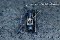 Wholesale Titanium Ti alloy Outdoor Mni Portable One Piece Butane gas Burner for Camping Exploration g pc