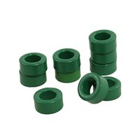 Wholesale FS Hot Inductor Coils Green Toroid Ferrite Cores mm x mm x mm order lt no track