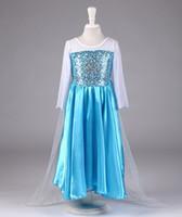 Cheap Frozen Party Dresses Best Elsa Anna Dresses