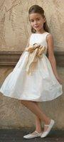 affordable flower girl dresses - 2015 Flower Girl Dresses For Wedding Vestido vestidos Off Shoulder Tulle Affordable Hot Sale Long Simple Cheap