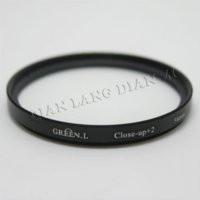 Wholesale Green L mm mm Macro Close Up Close Up No Lens Filter Camera Filter Cheap Camera Filter