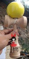 Wholesale 25cm King sword skill ball Jumbo educational fun adult professional kendama