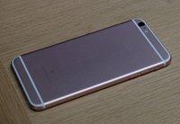 DHL liberan GooPhone i6s Plus i6S 1: 1 Quad Core 1.3GHz MTK6582 6S 1GB + 4BG 8GB / 16GB / 32GB Android 4.4 4.7 5.5 pulgadas 1280 * 720 HD Smart Phone