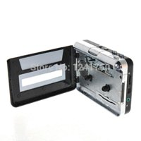 Wholesale HTZ Handheld Portable USB Cassette Tape Deck to MP3 Digital Converter with Headphone Earbuds