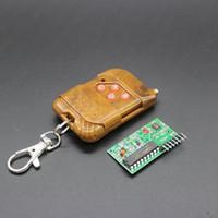 arduino wireless - set IC CH Mhz Key Wireless Remote Control Kits Receiver module For Arduino