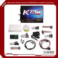audi ecm - V2 KTAG K TAG ECU Programming Tool Master Version with Unlimited Token Hardware V6 Get Free ECM TITANIUM V1 with Driver