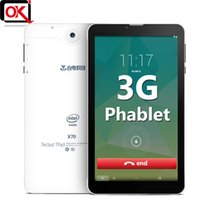 android tablets on sale - On Sale Teclast X70 G Intel SoFIA X3 C3130 Bit inch IPS Screen G Phablet Dual SIM GPS BT4 Android