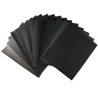 Wholesale New Wet Dry Sandpaper Mixed Grit p60 p2000 For Guitar Sanding Finishing A4 Size cm cm