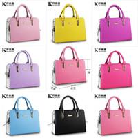 Wholesale 2015 New Fashion Women s Handbag Totes Purses Brand New PU Leather Lady Bag Shoulder Bags Retro Handbag Bag Messenger Bag MYF49