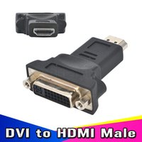 best xbox price - New Best Price Standard DVI Female to HDMI Male HD P Converter Cable Connector for HDTV for Xbox Convert Adapter
