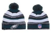 Wholesale New Football Beanies All Teams Pom Pom Beanies Team Hat Winter Caps Popular Beanie Caps Skull Caps Best Quality Sports Caps Allow