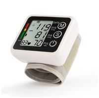 Wholesale Electronic Portable Digital Blood Pressure Monitor Pumps Device Apparatus For Gauge Heart Rate Medical Tonometer JZK ASY N