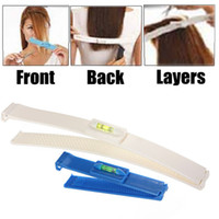 Wholesale 2Sets X Pro Clipper Trimmer Thinning Haircutting Hairstyling Salon Cutting Tools Kit DIY Hair Styling