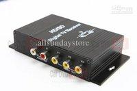 Cheap Car Digital TV Tuner Receiver Box DVB-T MPEG2 MPEG4 H.264 Automobile HD Digital TV Receiver