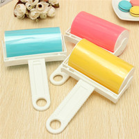 Wholesale New Arrival Washable Sticky Picker Cleaner Lint Roller Pet Hair Remover Brush Reusable home essential Tools