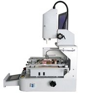 Wholesale HONTON ht r690 Optical alignment rework station soldering station Welding Table touch screen